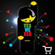 "Album CD ""YES WE KEN"" @ Amazon"