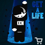 "Digital Single ""GET A LIFE"" @ Amazon"
